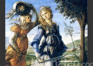 Boticelli: Judit visszatérése