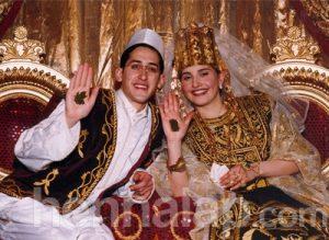 Zsidó esküvő