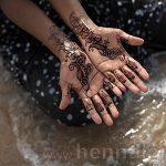 Henna – a bőrfestés művészi kifejezője
