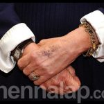 Camilla, Duchess Of Cornwall, Gets Henna Tattoo That Won't Come Off