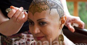 Henna korona, Kép forrása: Henna Heals