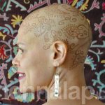Stunning 'henna crowns' helping cancer victims come to terms with hair-loss