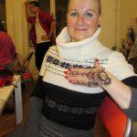 Hajni egy arab mintát kért a kezére. Csillám-bolondítást is kapott
