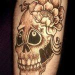 Henna koponya, H. H. Gyöngyvér
