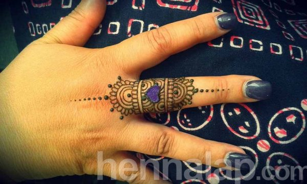 Tűztorony henna