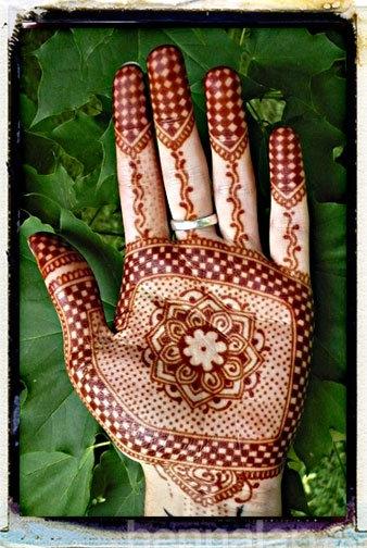 Nic Tharpa Cartier (Nomad Heart Henna)
