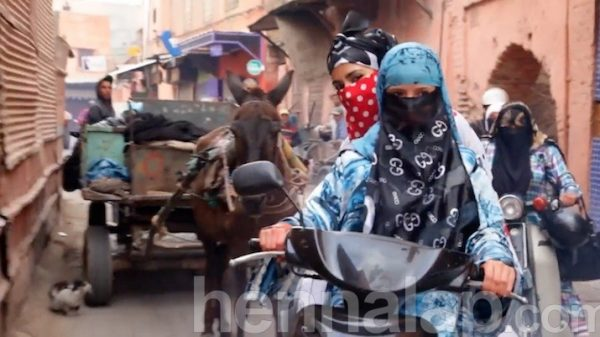 Hassan Hajjaj To Premiere Documentary About Badass Moroccan 'Henna Girl'