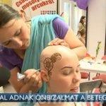 Hennával adnak önbizalmat a érintett nőknek