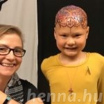 Henna artist from Idaho uses talents to help cancer patients