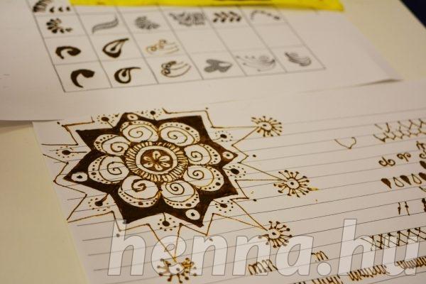 Henna oktatás